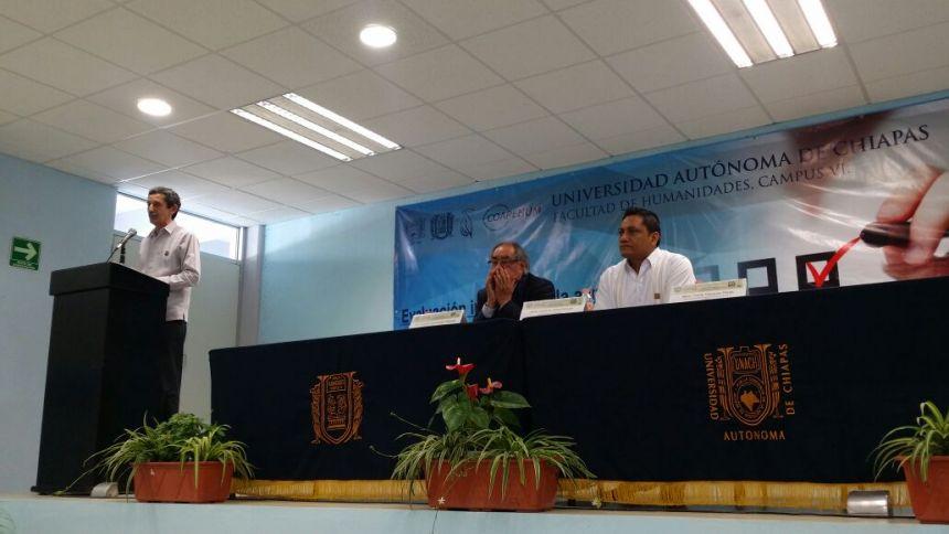 EVALUACION IN SITU PARA LA ACREDITACION, DE LA LICENCIATURA EN FILOSOFIA.