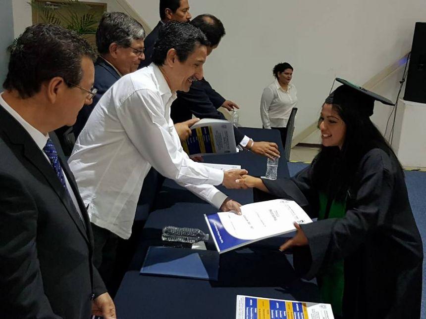 Graduación de la Generación 2013-2017