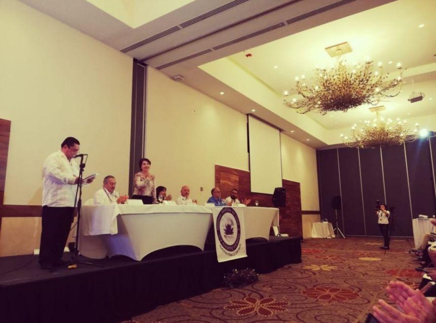 Inauguración del 2do Congreso Internacional Sur Sureste Medicina del dolor y cuidados paliativos