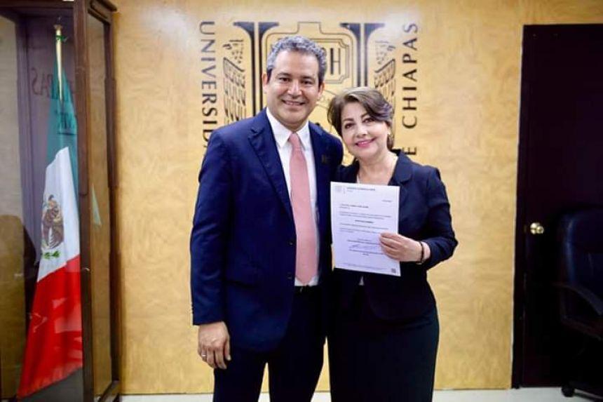 Dra. Leticia Flores Alfaro Secretaria Académica